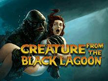Играть бесплатно в онлайн автомат Creature From The Black Lagoon