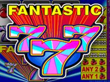 Фантастические семерки — призовой игровой автомат