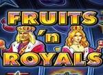 Fruits and Royals - игровой автомат Вулкан 24
