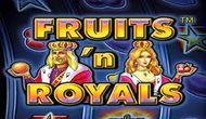 Игровой автомат Fruits and Royals от Вулкан 24 бесплатно