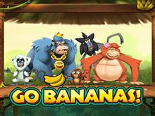 Демо автомат Вперед, Бананы! в клубе Вулкан