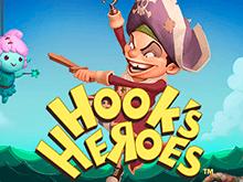 Герои Крюка – бесплатный игровой автомат