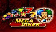 Игровой автомат Mega Joker в бесплатном казино Вулкан