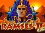 Онлайн казино Вулкан - игровой автомат Ramses II Deluxe