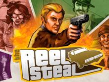 Играть онлайн в бесплатный игровой автомат Reel Steal в клубе Вулкан