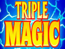 Реальные выигрыши в аппарате Тройная Магия