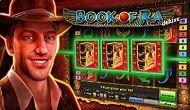 Игровой аппарат Book Of Ra Deluxe от Вулкан казино